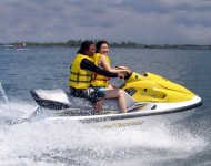 巴厘島駕駛員水上運動,水上摩托艇